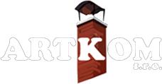 Slaný, ARTKOM s.r.o.,krby,kamna, komíny,kominické práce,sanace,měření Logo